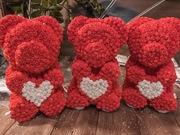 Купить, продам   мишку   из 3D роз (TEDDY BEAR) в Черкассах