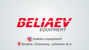 Пескоструйная очистка и порошковая покраска - BELIAEV Equipment