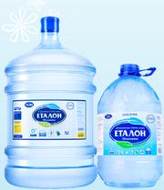 Бутилированная вода Эталон Классическая,  18.9 л 105 грн