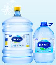 Питьевая вода Эталон Умягченная,  5л,  30 грн