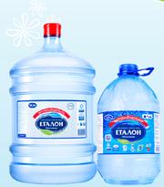 Бутилированная вода Эталон Йодированная,  5 л,  40 грн