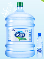 Бутилированная вода Эталон Премиум,  18.9 л. 120 грн