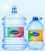 Бутилированная вода Эталон Премиум для детей,  5 л,  35 грн