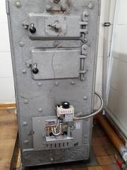 Установка автоматики на старый котел (КЧМ,  АГВ) в Черкассах