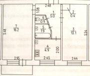 Продам 2 ком. квартиру по ул. Смелянская в р-не ж/д вокзала на 2 этаже