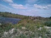участок омываемый полуостров в селе Коробовке с каналом  прямой выход в днепр