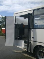 Автобусы для инклюзивных центров. Переоборудование под инвалидов