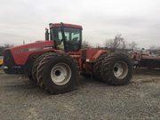 Трактор колесный   Case STX 500  мощн. 570л.с.+ Дисколаповая Борона
