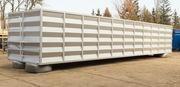 Виготовлення та продаж кузовів під фітинг,  половинок контейнерів