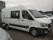 Вантажно-Пасажирський фургон Hyundai H350