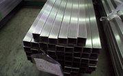 Труба нержавеющая профильная сталь AISI 304