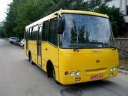 Богдан isuzu - продажа новых автобусов богдан в Черкассах