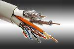 Поставки кабельной продукции UTP,  FTP,  ALARM,  COAXIAL